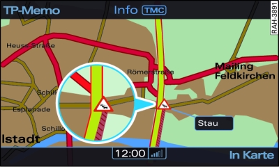 Verkehrsmeldung A6